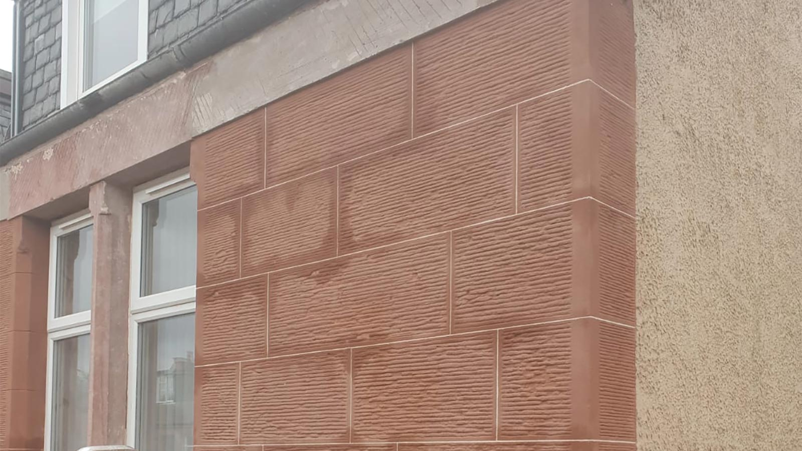 Facade Restoration Project, Middleton Street