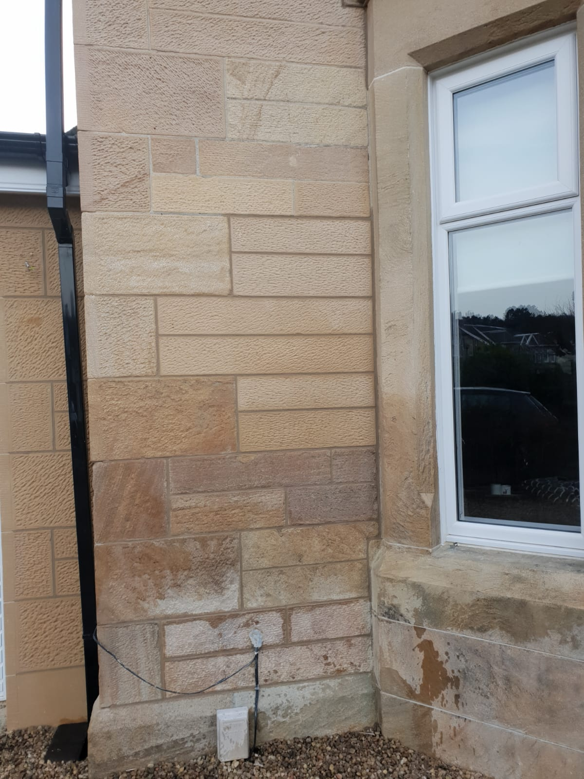 Restoration Project, Barloan Crescent